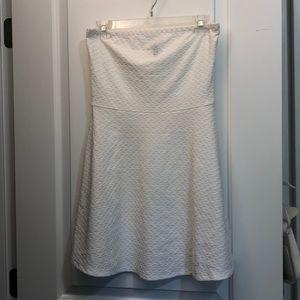 H&M Tube Skater Dress